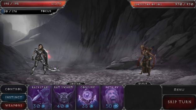 Vampire's Fall: Origins screenshot 4