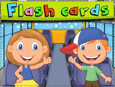 English flash cards FREE apk screenshot