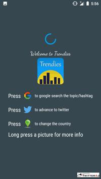Trendies poster