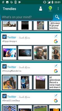 Trendies screenshot 1