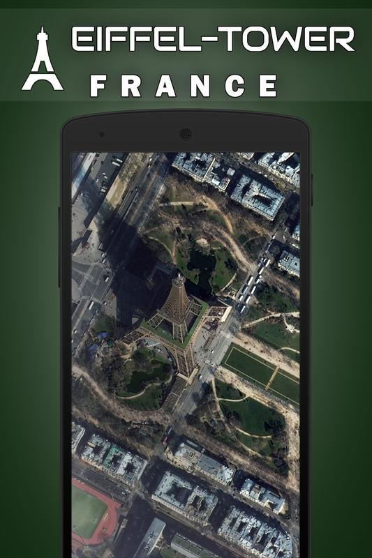 live earth satellite maps position tracking apk screenshot