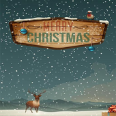 HD Christmas Wallpapers icon