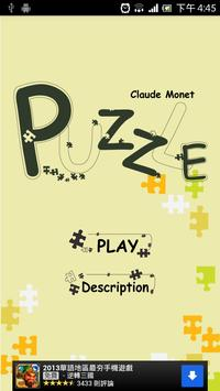 Art Puzzle poster