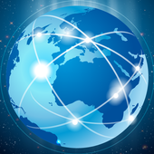 """Earth View """"Live Maps"""" icon"""