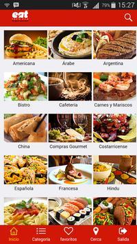 Eat Costa Rica apk screenshot