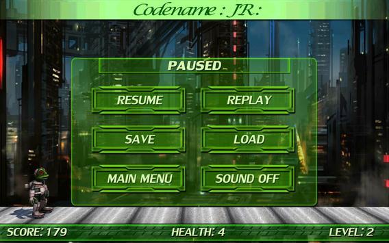 Codename JR screenshot 4