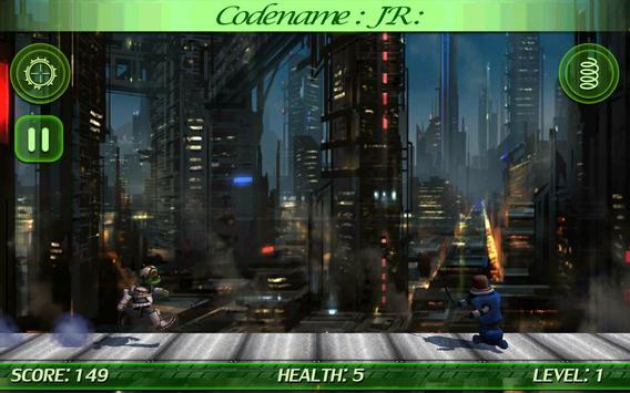 Codename JR screenshot 5