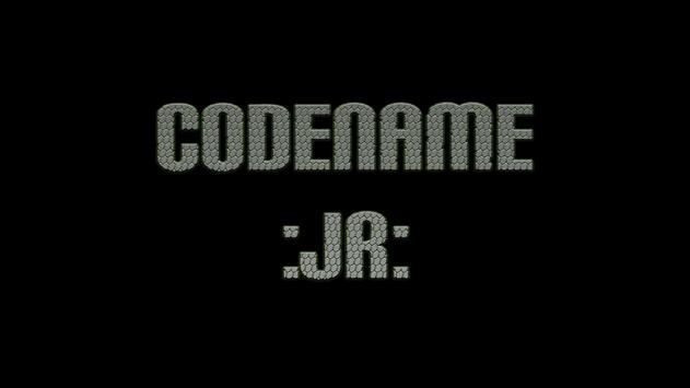 Codename JR poster