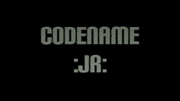 Codename JR poster