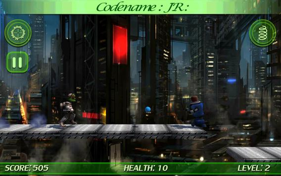 Codename JR screenshot 3
