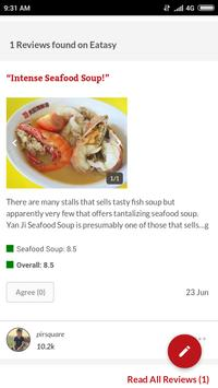 Eatasy - Discover Good Food apk screenshot