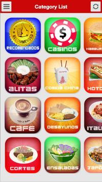 eatBook Mexicali apk screenshot