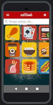 eatBook screenshot 2