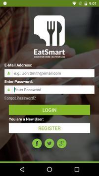 EAT SMART COMMUNITY screenshot 1