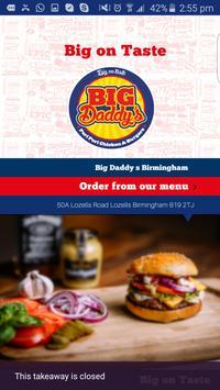 Big Daddys Peri Peri poster