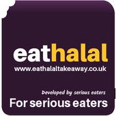 eat halal takeaway icon