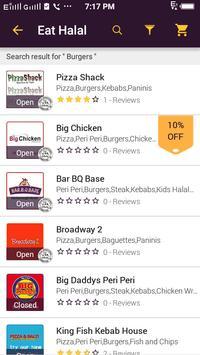 eat halal takeaway apk screenshot