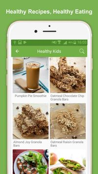 Healthy Eating Meal Plans screenshot 4