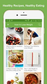 Healthy Eating Meal Plans screenshot 2