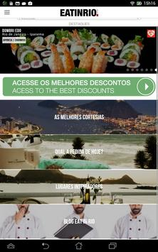 Eat In Rio apk screenshot
