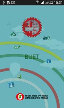 BUET poster