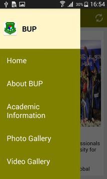 BUP apk screenshot