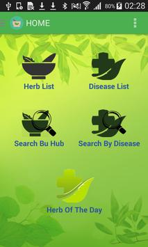 Herbal Health Care poster