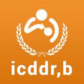 ICDDRB icon