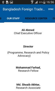 Foreign Trade Institute apk screenshot