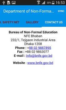 Non-Formal Education Bureau apk screenshot