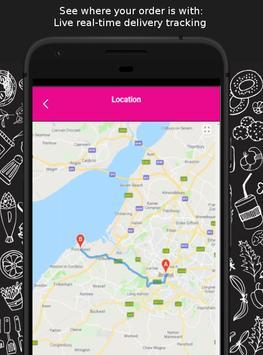eatsy UK - local food delivery & takeaway screenshot 3