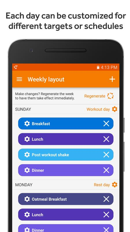 Eat This Much - Meal Planner APK Download - Free Health ...