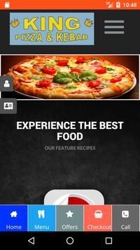 King Pizza and Kebab apk screenshot