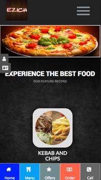 Ezich Pizza Burger poster