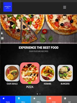 Famous Pizza and BBQ House apk screenshot