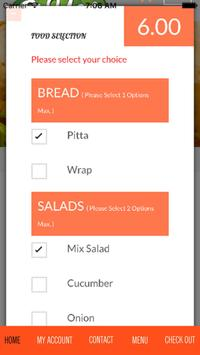 JIMMYS PIZZA GRILL screenshot 5
