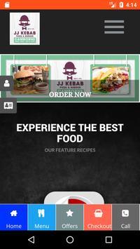 JJ Kebab apk screenshot
