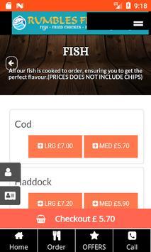 Rumbles Fish And Kebab screenshot 2
