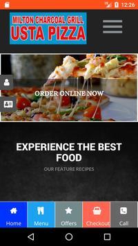 Usta Pizza apk screenshot
