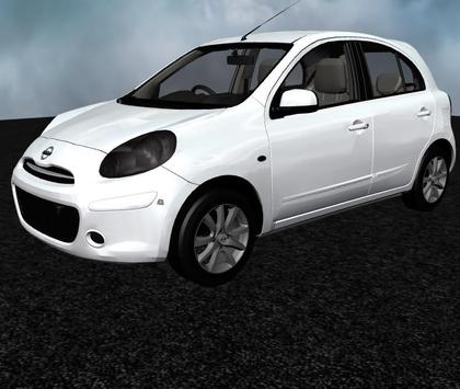 March Micra poster