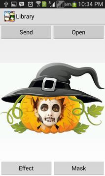 Halloween Frames apk screenshot