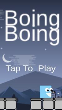 Boing Boing Jump poster