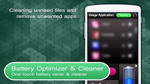 Battery Optimizer & Cleaner screenshot 2