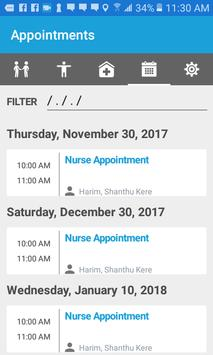 MemberCare Patient screenshot 1