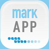 markAPP icon
