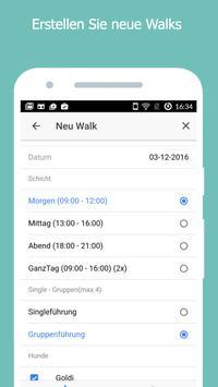 DogWalker - Gassigehn Lassen screenshot 2