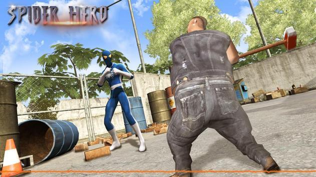 Spider Hero : Fatal Battle screenshot 1