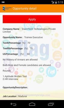 uReka - The Job App screenshot 4
