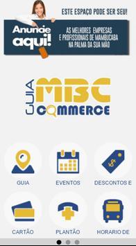 Guia MBC Commerce 2017 poster