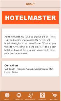 HotelMaster poster